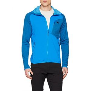Millet MIV7691 Polaire Homme, H Electric Blue/Electric, FR : S (Taille Fabricant : S)