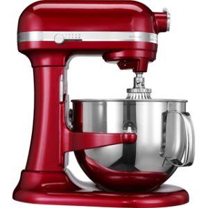 Kitchen Aid 5KSM7580 - Robot sur socle Artisan 6,9 L