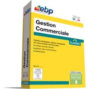 Gestion Commerciale Classic 2016 pour Windows
