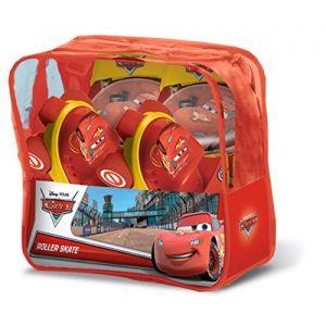 Mondo 28105 - Set roller avec protections Cars