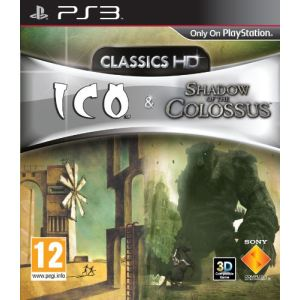 Pack Ico + Shadow of the Colossus HD [PS3]