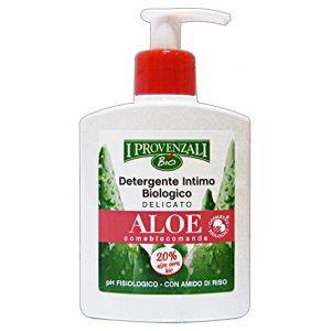 I Provenzali Bio Aloe Detergente Intimo Biologico Delicato - 200 ml