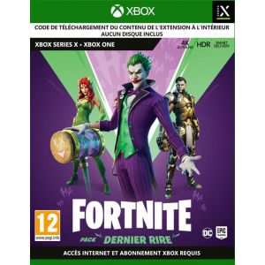 Fortnite : Pack Dernier Rire (Xbox Series X) [XBOX One]
