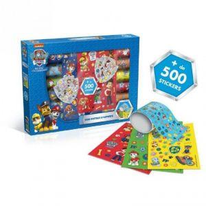 Canal Toys Mon coffret d'activités Pat'Patrouille