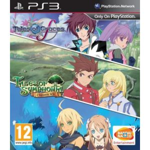 Tales of Grace + Tales of Symphonia Chronicles [PS3]