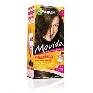 Garnier Movida 35 Châtain - Coloration temporaire sans ammoniaque