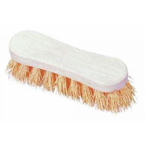 Janett Brosse à laver type chiendent monture bois