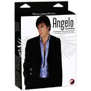 You 2 Toys Poupee gonflable homme angelo