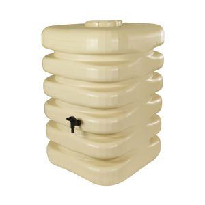 Belli 0236 0 - Récupérateur à eau Cubique 350 litres kit complet