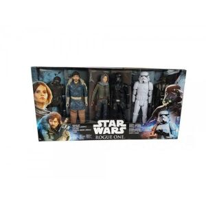 Hasbro Star Wars Rogue One - Pack 6 figurines ultimate 30 cm