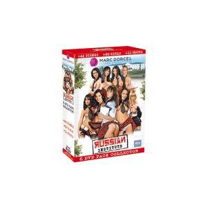 DVD - réservé Lot 6 DVD russian institute