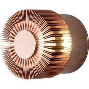 Konstsmide Applique murale LED d'extérieur Monza Effekt Small cuivre 7900-900
