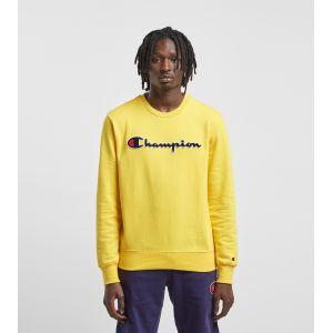 Champion Sweat-shirt - sweat jaune - Taille EU S,EU XL