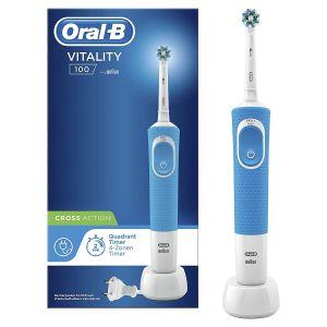 Oral-B Vitality 100 CrossAction blue
