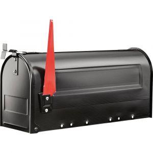 Burg-Wächter Burg-Wächter Loriginale US-Mailbox, couleur noir - 891 S