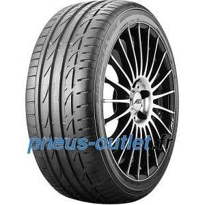 Bridgestone 225/55 RF17 97W Potenza S001 RFT Nissan LHD