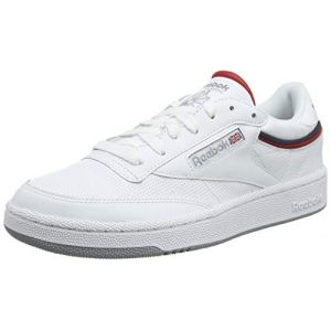 Reebok CLUB C 85 MU - Baskets Homme, Blanc
