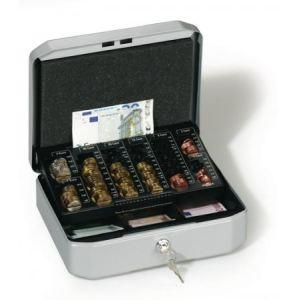 Durable 1778-57 - Caisse à monnaies Euroboxx S (28.3x10x22.5 cm)