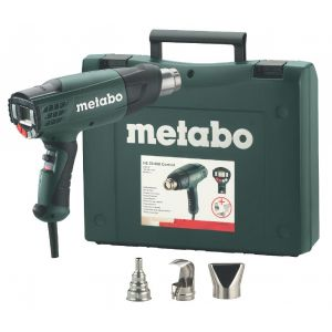 Metabo HE 23-650 Control - Pistolet à air chaud 2300W
