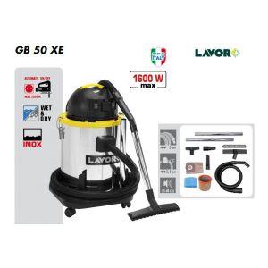 Lavor GB 50 XE - Aspirateur eau et poussières 1400W 50 L