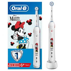 Oral-B Junior Brosse à Dents Électrique par Braun, Minnie