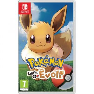 Pokemon Let's Go Evoli [Switch]