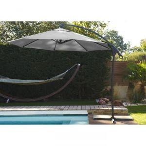 DCB Garden Parasol avec pied excentré Ø 3 m