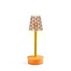 Djeco Lampe sur pied - Mobilier pour maison de poupées
