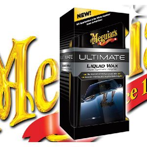 Meguiars Cire Ultimate Wax - Cire liquide Ultime - 500ml