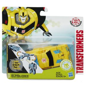 Hasbro One-Step Changer Bumblebee - Robots In Disguise Transformers
