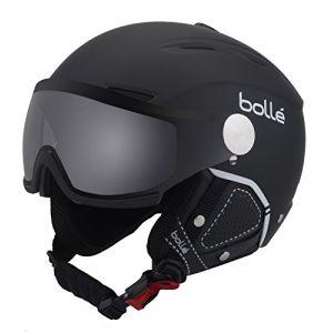 Bollé Casque De Ski/Snow Backline Visor Prenium Soft Black & White Modulator 59-61 59/61