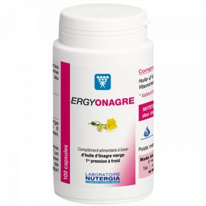 Laboratoire Nutergia Ergyonagre, 100 capsules
