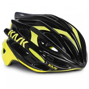 Kask Mojito - Special Taille 48-58 Couleur Noir Jaune