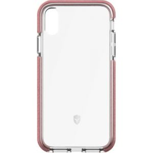 Force Case Coque iPhone Xr Life Rose
