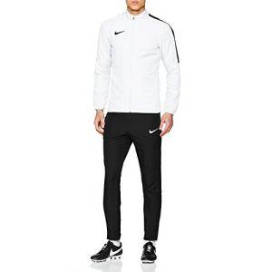Nike Academy18 Tracksuit Ensemble de survêtement Homme, Noir/Blanc, FR : S