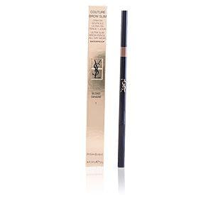 Yves Saint Laurent Couture Brow Slim 1 Blond Cendré - Crayon sourcils ultra fin tenue 1 jour Waterproof
