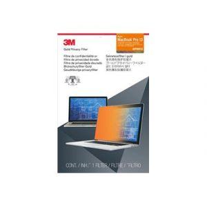 """3M GPFMR13 Filtre d'écran sans cadre pour MacBook Pro Retina 13"""" 16:10 Or"""