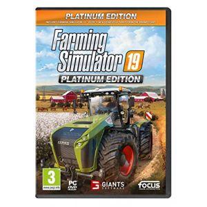 Farming Simulator 19 - Platinum Edition [PC]