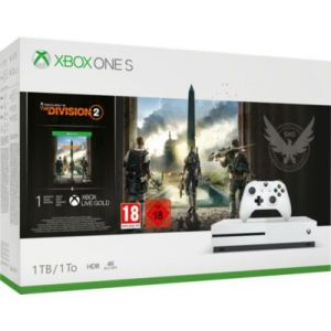 Microsoft Xbox One S 1To The Division 2