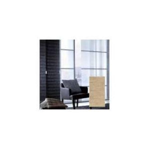 Panneau japonais tamisant paille tissée (45 x 260 cm)