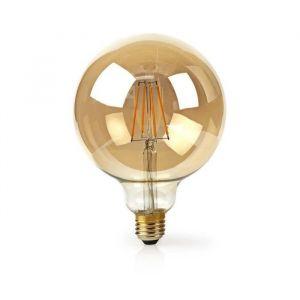 Nedis AMPOULE À FILAMENT LED INTELLIGENTE WI-FI   E27   125 MM   5 W   500 LM WIFILF10GDG125