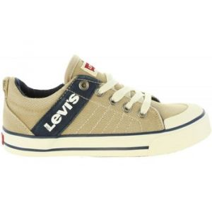 Levi's Basket, Color Marron, Marca, Modelo Basket Alabama Lace Marron