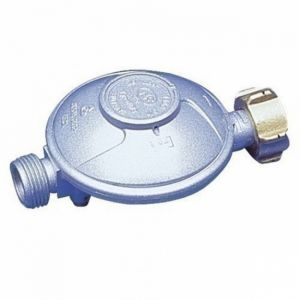 Dipra Détendeur à sécurité - gaz butane - 1,3kg/h
