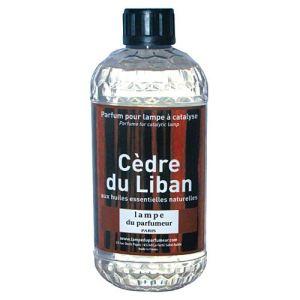Lampe du parfumeur Recharge pour lampe cèdre du liban (500 ml)