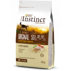 True instinct Croquettes pour chat Original poulet 7 kg