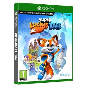 Super Lucky Tale [XBOX One]