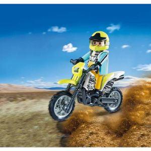 Playmobil 5525 Sports et Action - Moto Enduro