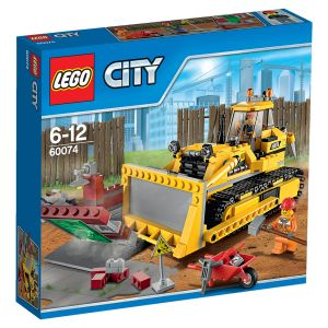 Lego 60074 - City : Le bulldozer