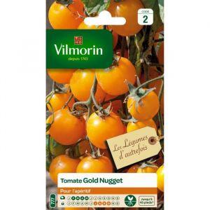Vilmorin Tomate Gold Nugget - Sachet graines