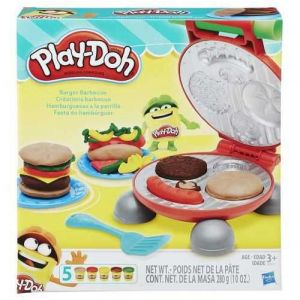 Play-Doh Burger Party - Pâte à modeler